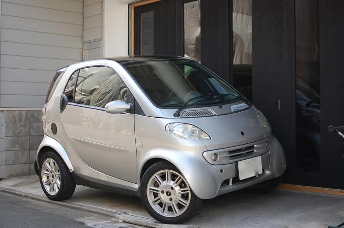 smart coupe 入庫しました!