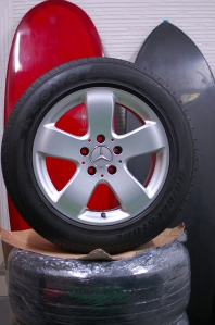 Mercedes genuine wheels