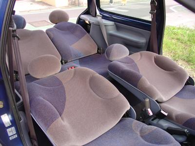 twingo seat