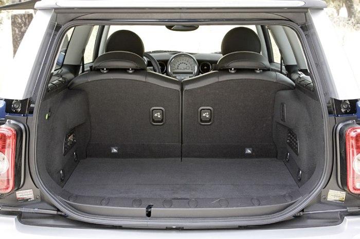 clubman trunk