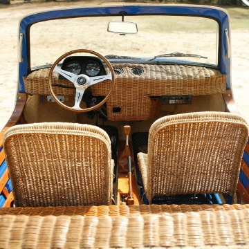 basket car