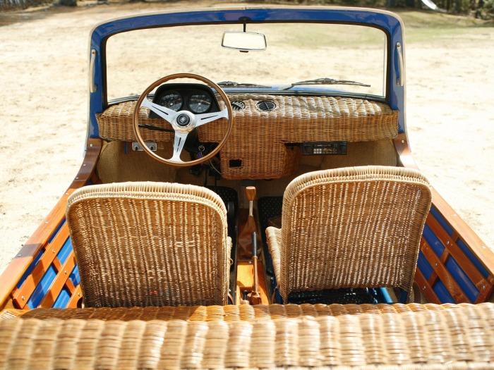 basket car