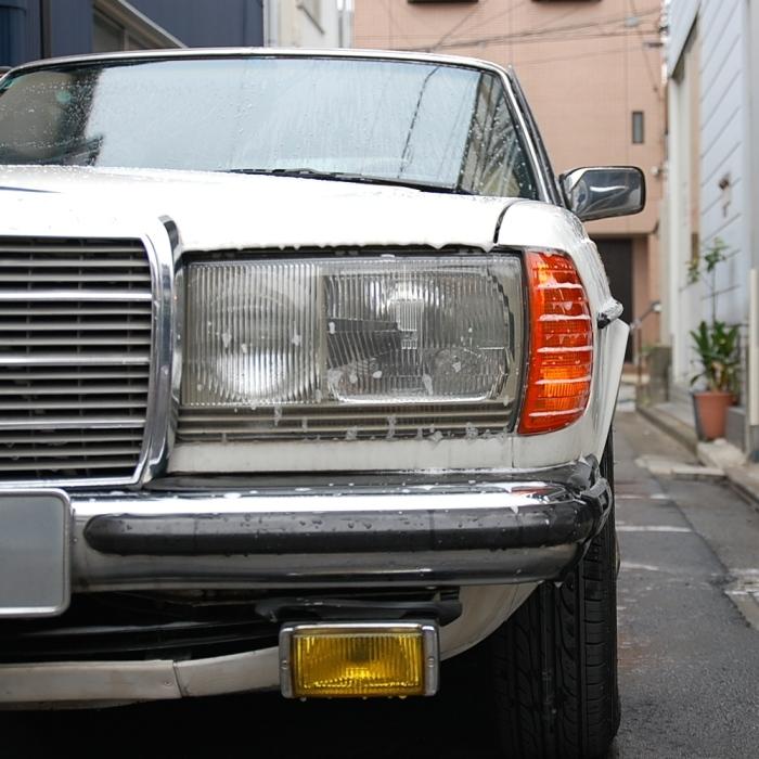 w123 車検 法定点検整備