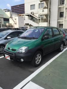 ルノー セニック RX4