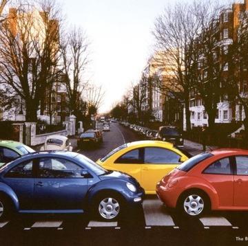 フォルクスワーゲン ニュー ビートル volkswagen new beetle