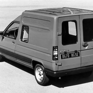 Renault Express ルノーエクスプレス カングー