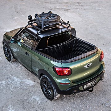 Mini-Paceman ミニ ペースマン トラック