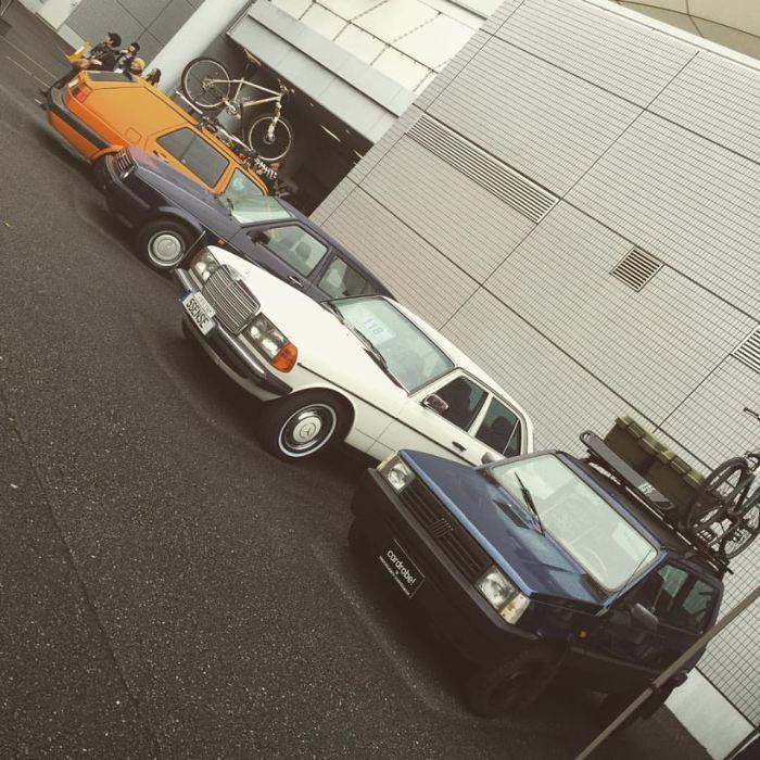 東京蚤の市 レトロカー商会 1