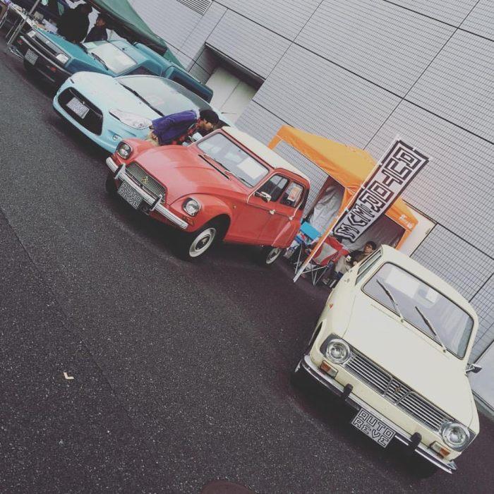 東京蚤の市 レトロカー商会 2