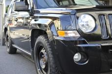 jeep patriot ジープ パトリオット スチールホイール マッドテレーンタイヤ オールテレーンタイヤ