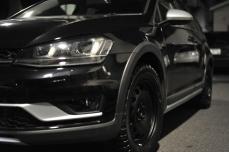 VW Golf Alltrack フォルクスワーゲン ゴルフ オールトラック スチールホイール マッドテレーンタイヤ